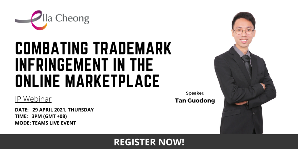 IP Webinar - Combating Trademark Infringement in the Online Marketplace